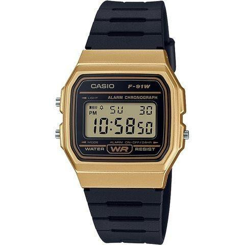Ur - Casio - Collection - F-91WM-9AEF