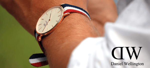 Ur - Daniel Wellington - Classic Cambridge - Guld