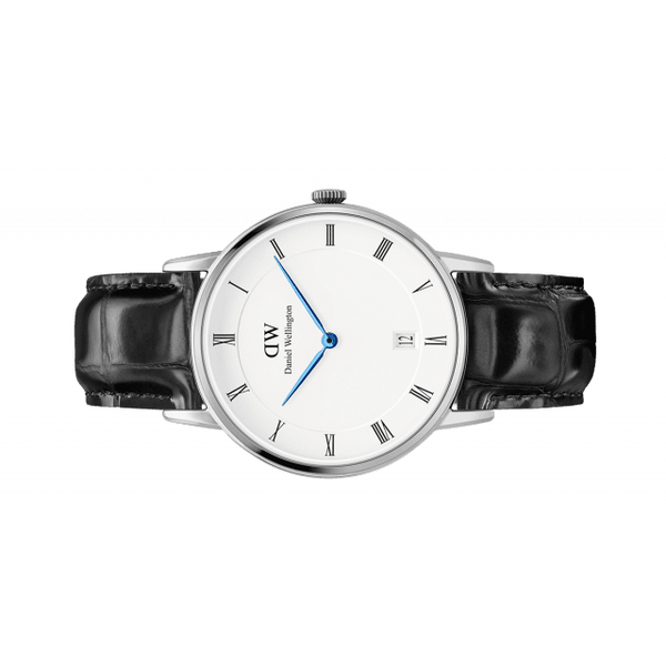Ur - Daniel Wellington - Dapper Reading - Sølv/Hvid