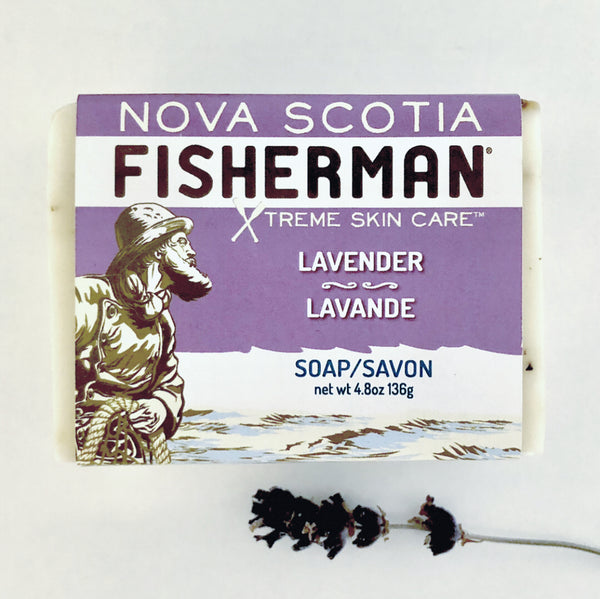 NEW! Nova Scotia Lavender Soap