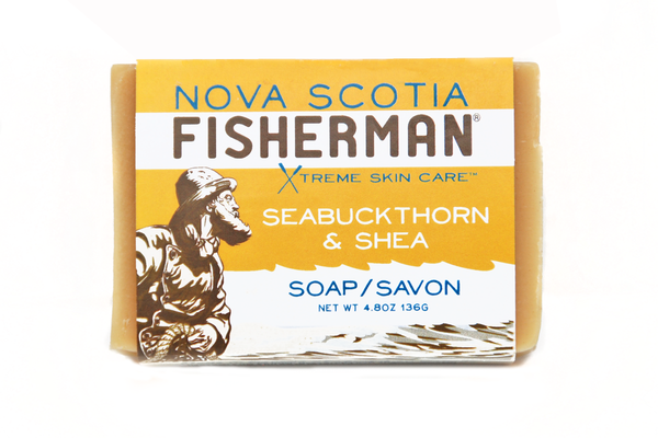 Nova Scotia Seabuckthorn & Shea Soap