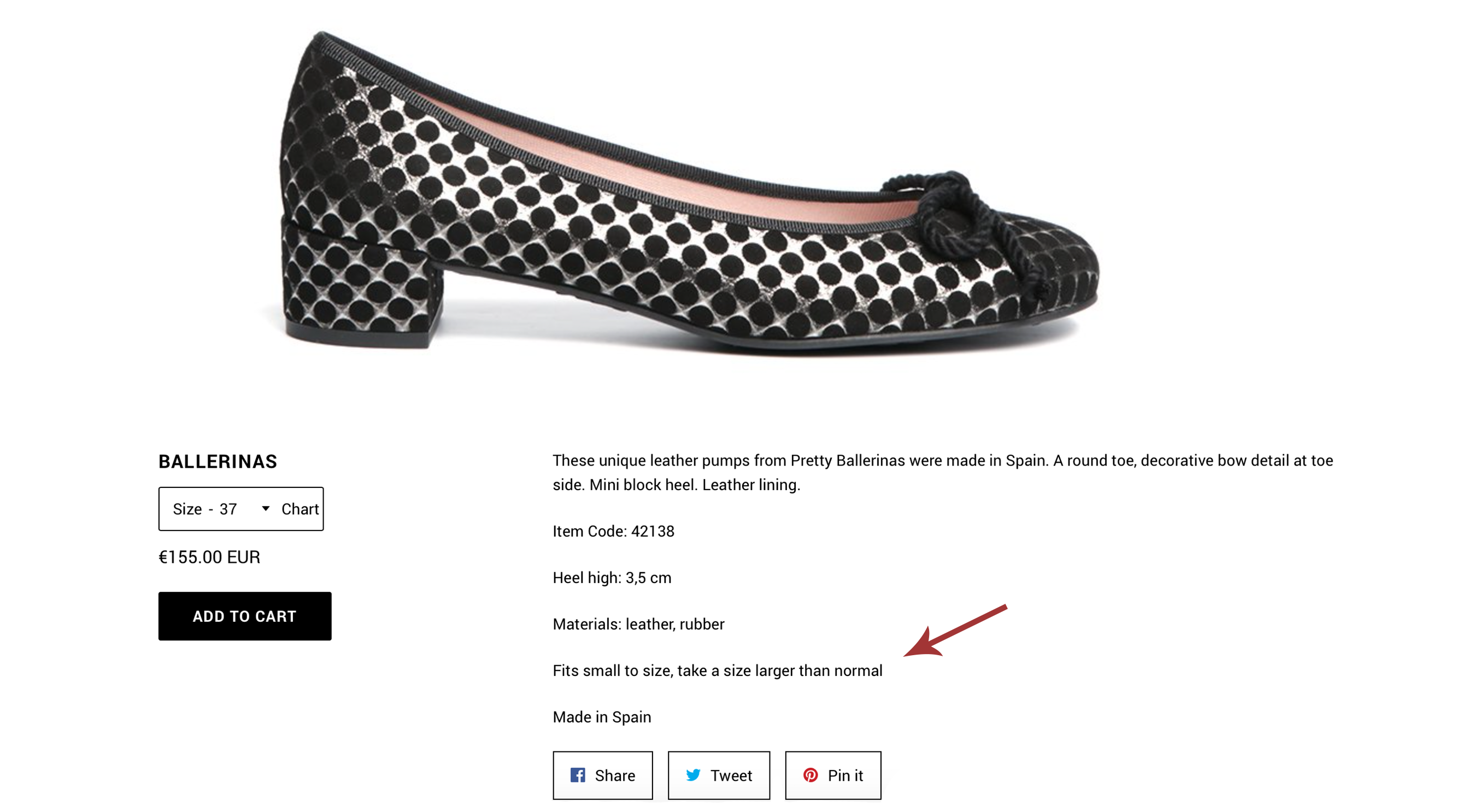 d679ce770d HOW TO CHOOSE THE CORRECT SHOE SIZE WHEN SHOPPING ONLINE? – DOLITA