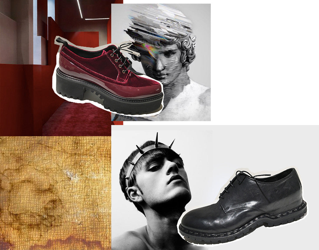 Named the most extravagant shoes of autumn 2011 06/09/2011 66