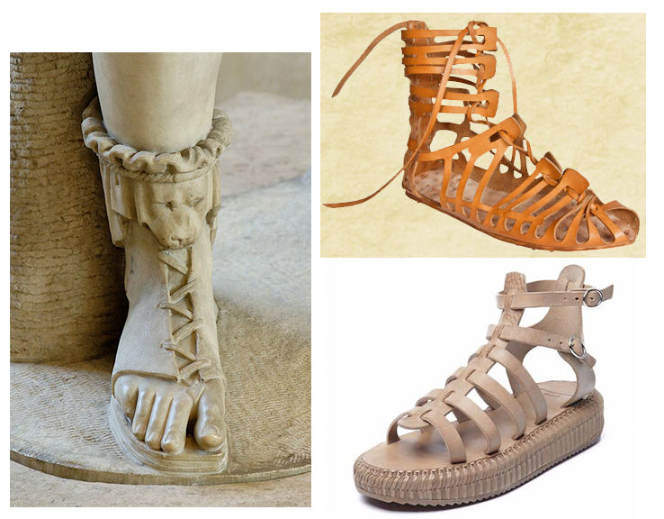 58c166a813349 THE HISTORY AND EVOLUTION OF SHOES – DOLITA