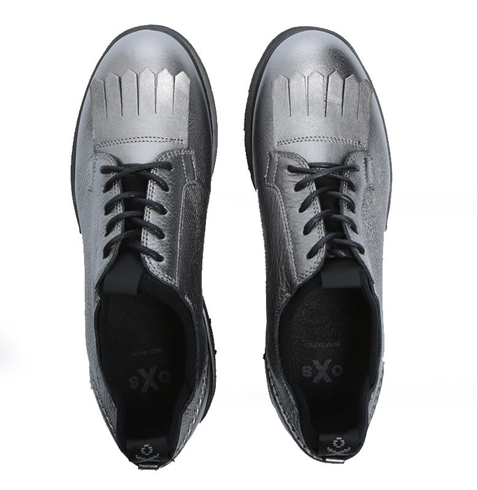 Lace-Up Shoes
