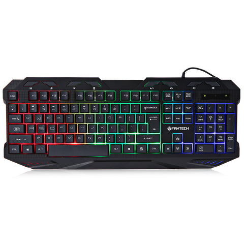 Fantech K10 Ergonimic Gaming Keyboard