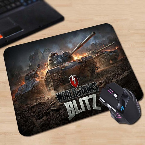 World Of Tanks Gaming Mouse Pad