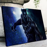 Marvel Black Panther Canvas Art