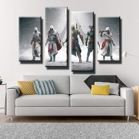 Assassin's Creed Canvas Art