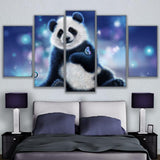 And Lovely Animals Panda And Butterfly - Mystikz Gaming
