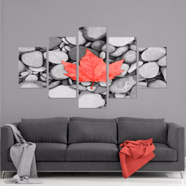 On Fashion Maple Leaves Canada Boy Room - Mystikz Gaming
