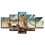 London City Tower Bridge Landscape - Mystikz Gaming