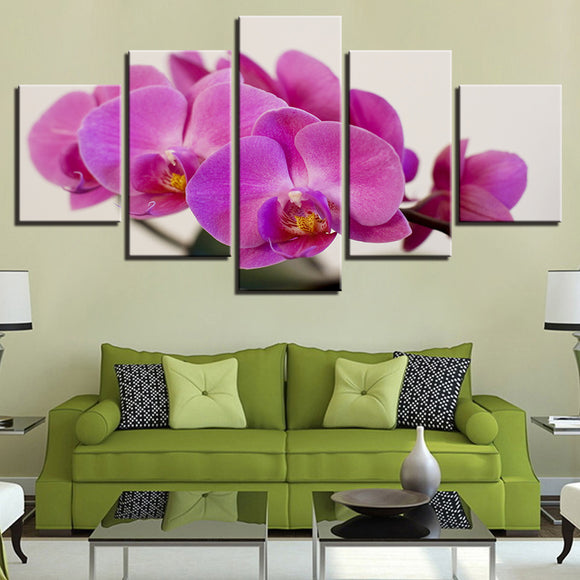 Purple Moth Orchid Flowers - Mystikz Gaming