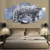 Abstractatives Bedroom Oil Animal Leopard - Mystikz Gaming