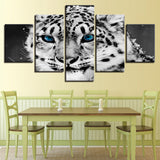 Animal White Tiger Modern - Mystikz Gaming