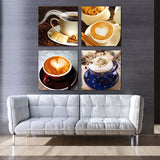 Modernation Coffee And Dessert Art - Mystikz Gaming