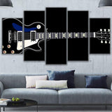 Electric Guitar Music Illustration - Mystikz Gaming
