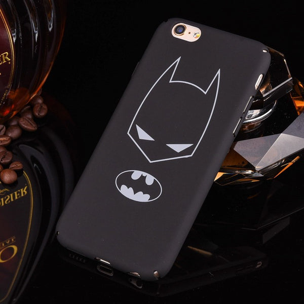 Ultra Thin Matte Marvel iPhone Case