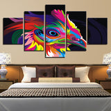 Rainbow Color Bird Animal Chicken - Mystikz Gaming