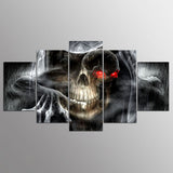 Hallween Horror Cool Skull - Mystikz Gaming