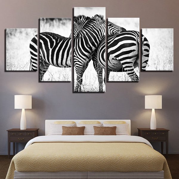 Zebras Animal Horses - Mystikz Gaming