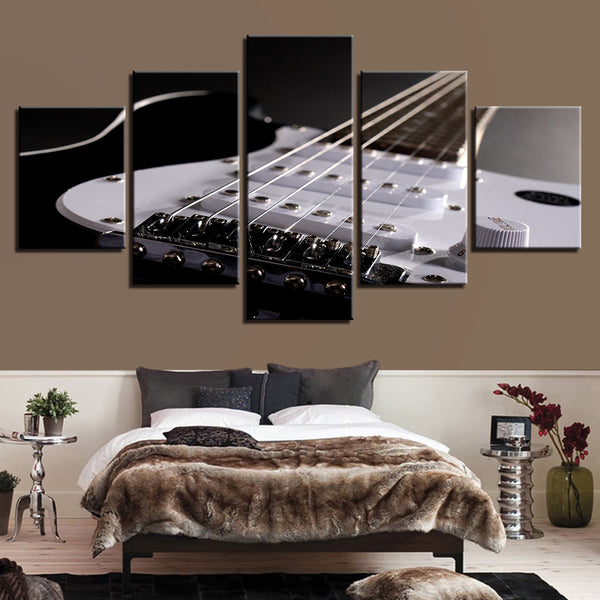 Decor Electric Guitar String Musical Instruments - Mystikz Gaming