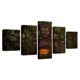 Flowers Retro Buddha Ation - Mystikz Gaming