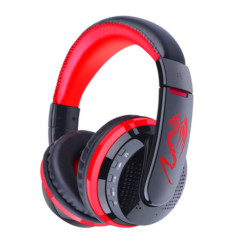 MX666 Wireless Bluetooth Gaming Headset