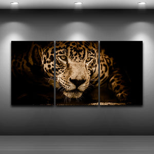 Jaguar Abstract Animal Leopard - Mystikz Gaming