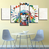 Native American Indian Feather - Mystikz Gaming