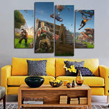 Fortnite Battle Royal Canvas Art