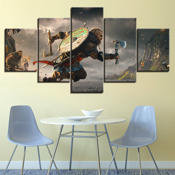 Assassin's Creed Valhalla Canvas Art