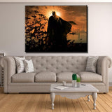 Marvel Batman Canvas Art