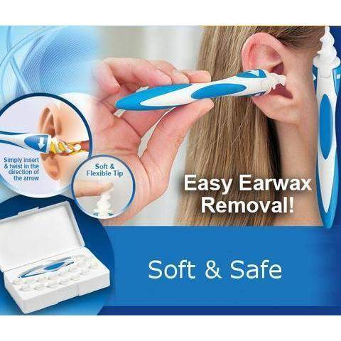 Spiral Ear Cleaner - Earwax Remover