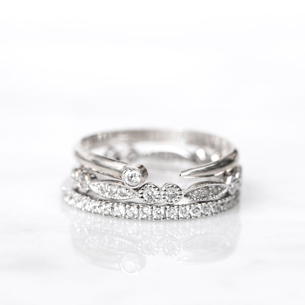 Wedding Rings and Engagement Rings at Jamie Park Jewelry