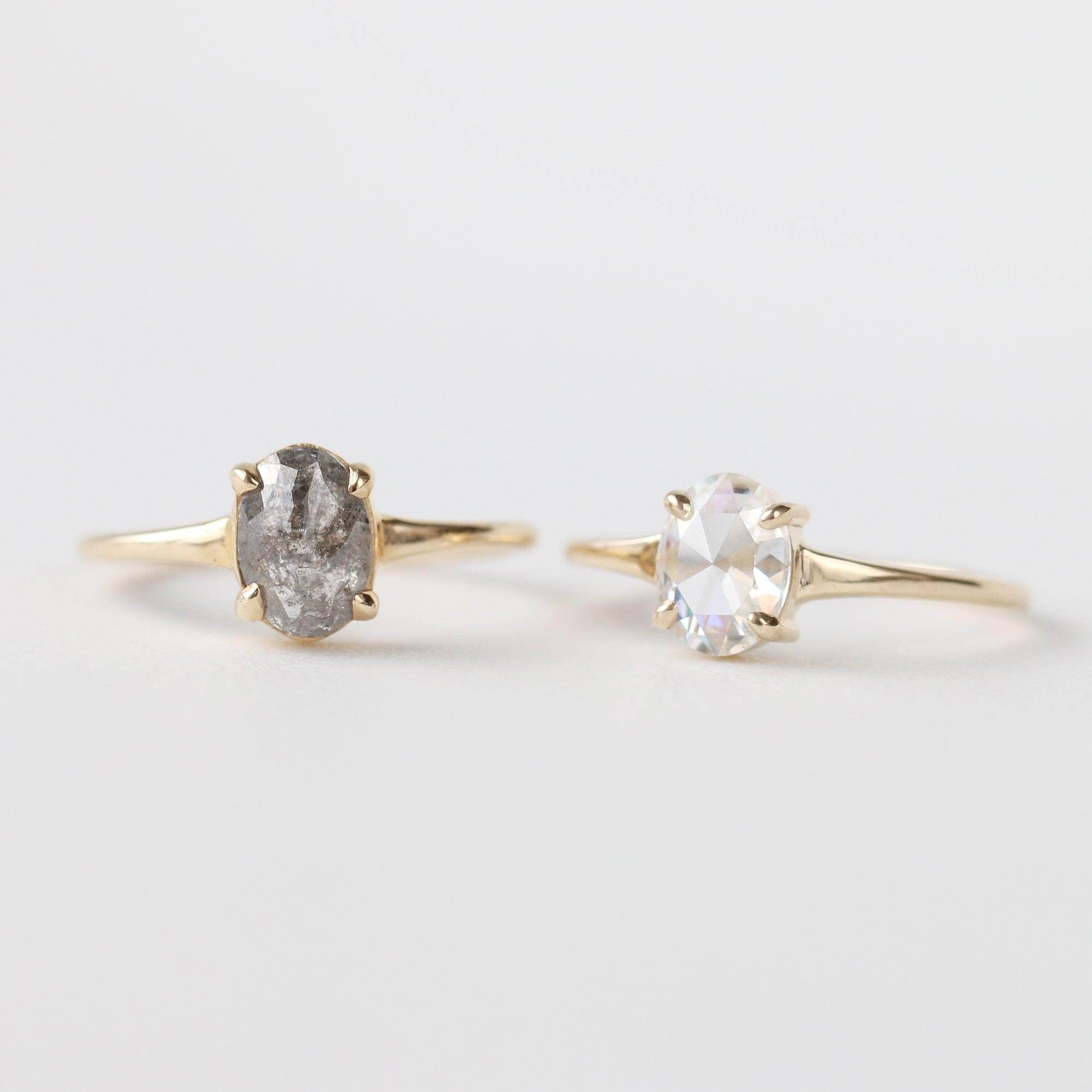 Haven Moissanite Ring
