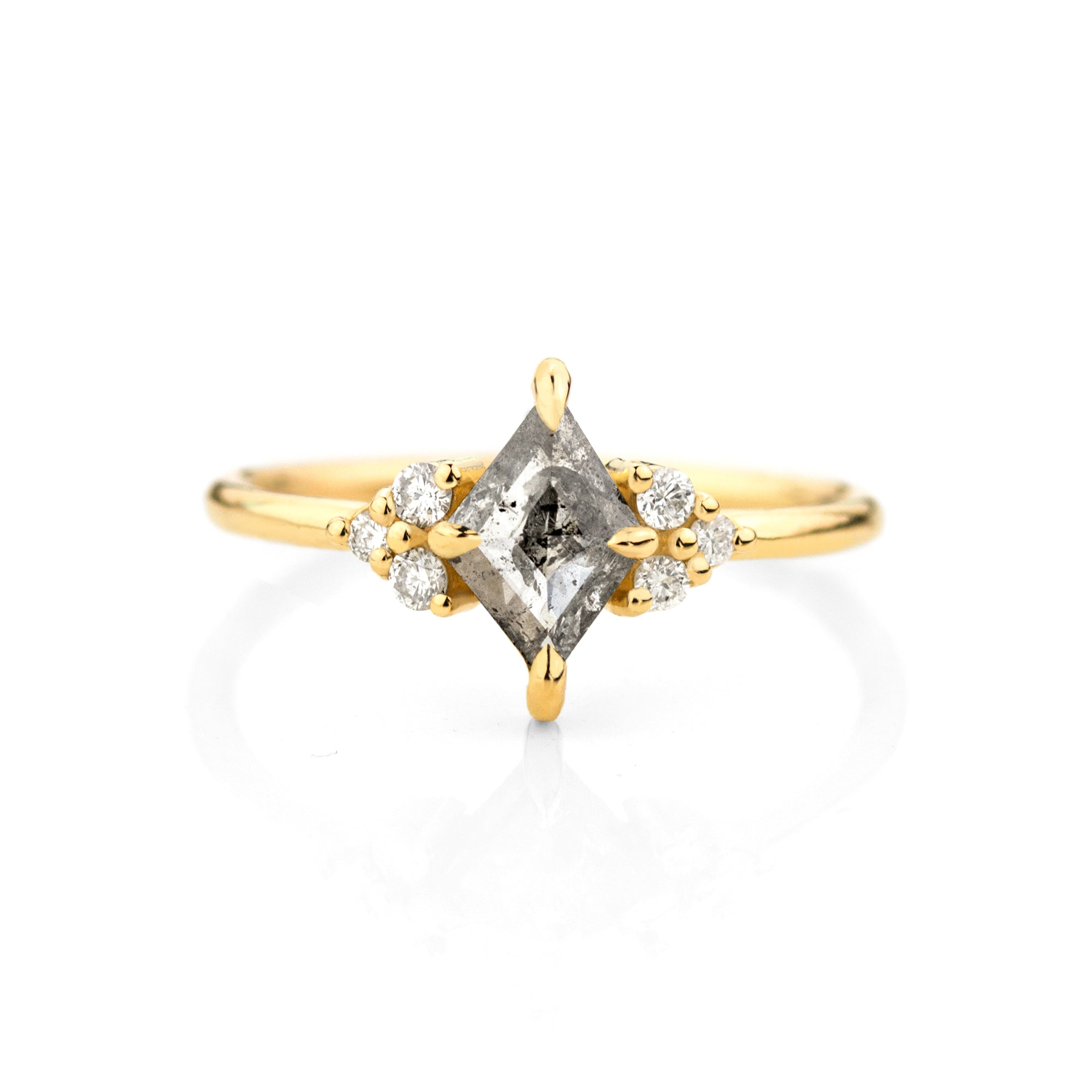 Sienna Kite Cut Diamond Ring