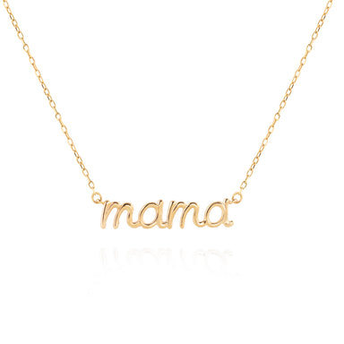 mama necklace by jamie park jewelry