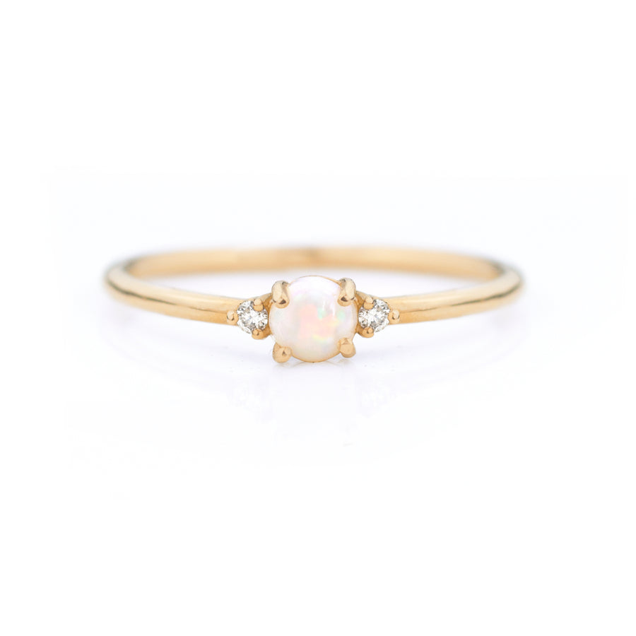 Opal Madison Ring by Jamie Park Jewelry