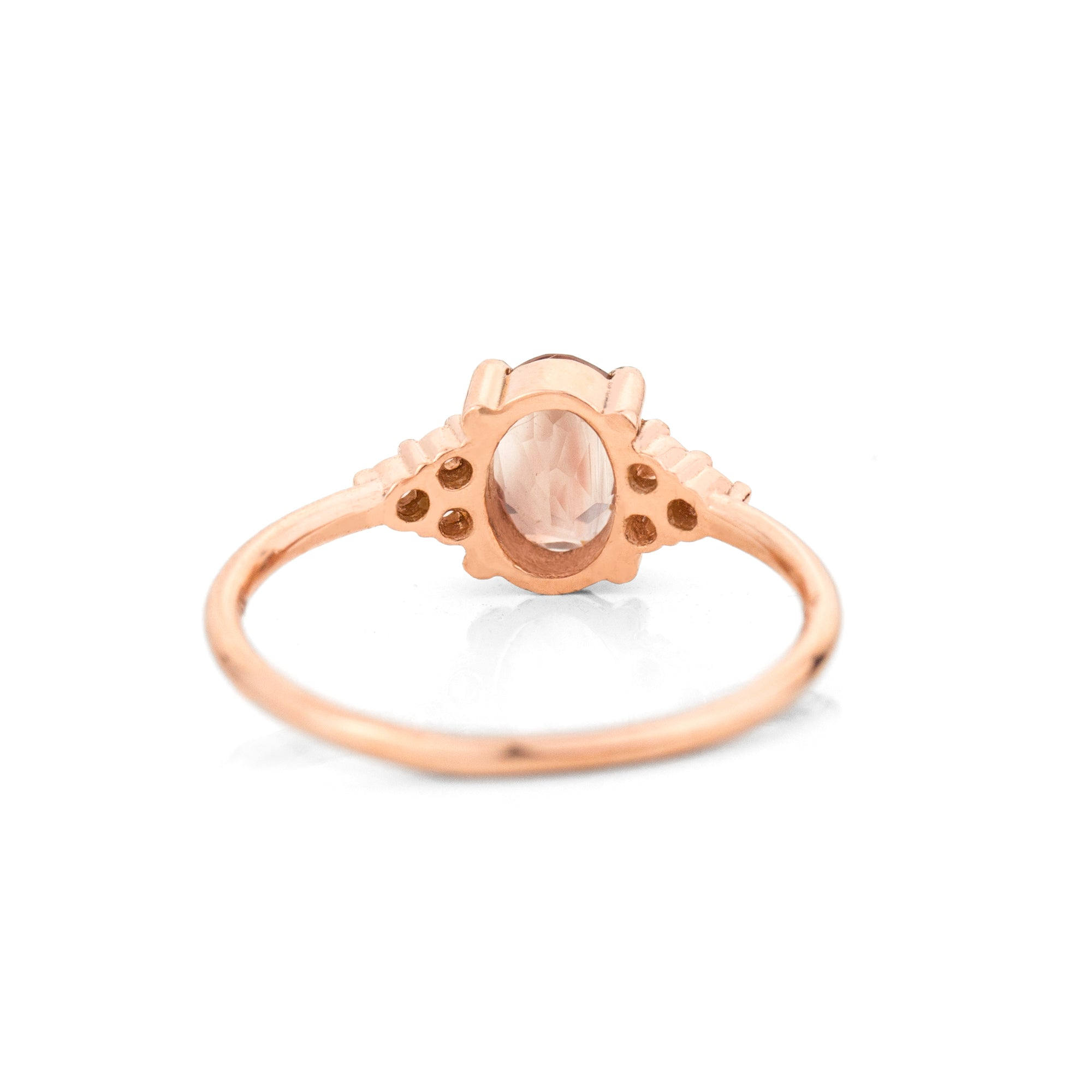 Sienna Oregon Sunstone Ring