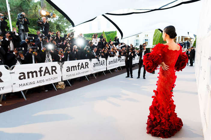 amfAR GALA: Red Carpet Fashion