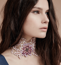 EXCLUSIVE - FLOWER LACE CHOKER by Jessica Choay -                                         STYLE SUITE