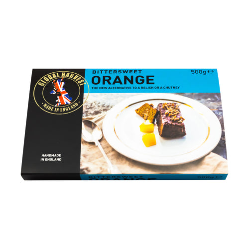 Bitter Sweet Orange Set Fruit Conserve 500g