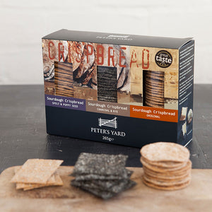 SMALL CRISPBREAD SELECTION BOX (265G)