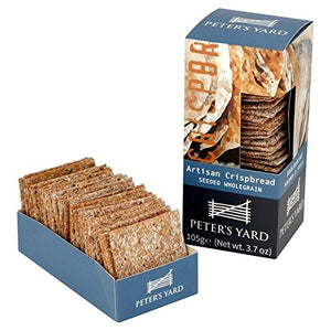 SEEDED WHOLEGRAIN CRISPBREAD (105G)