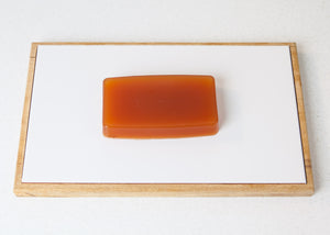Bitter Sweet Orange Set Fruit Conserve 200g