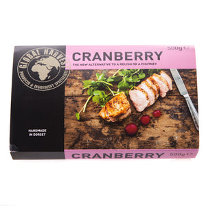 Cranberry Set Fruit Conserve 500g