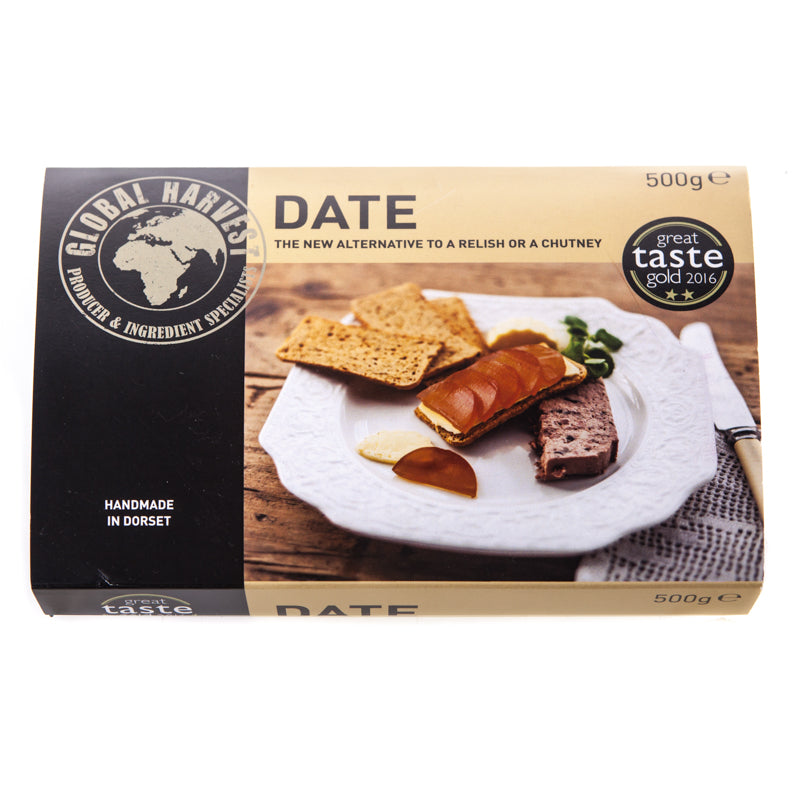Date Set Fruit Conserve 500g