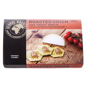 Roasted Onion & Sweet Garlic Set Fruit Conserve 500g