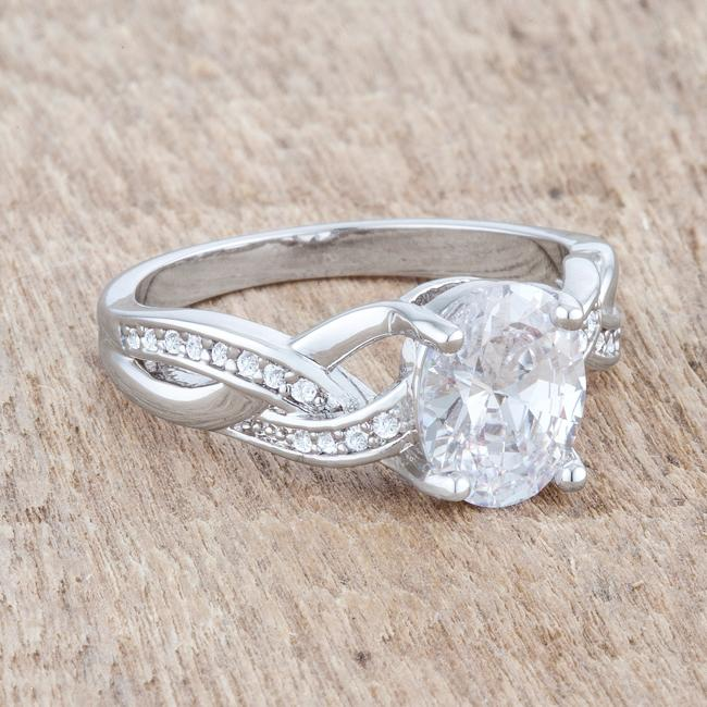 WHISPER ENGAGEMENT RING